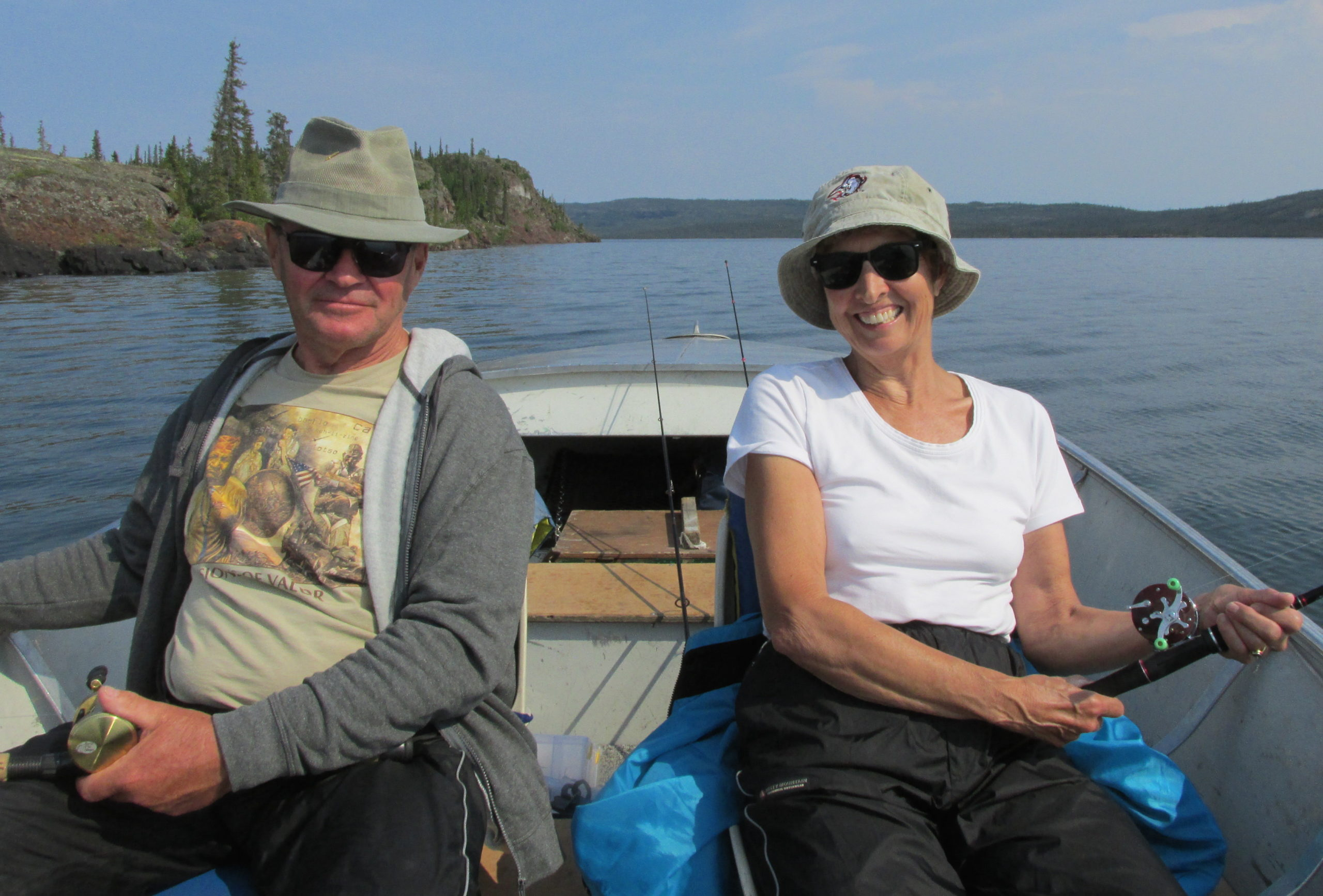 Couples Fishing Adventure